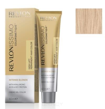 Revlon, Краска супра блондирующая Revlonissimo Colorsmetique Intense Blonde, 60 мл (10 оттенков) 1202 цена