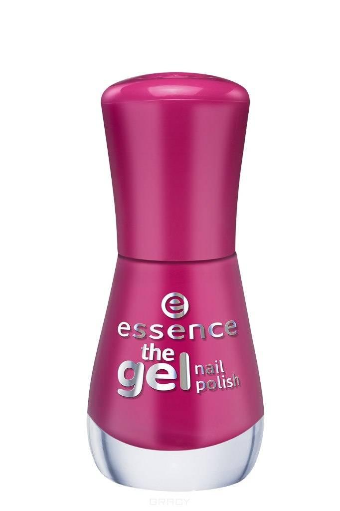 Essence, Лак для ногтей The Gel Nail, 8 мл (34 оттенка) №59, лиловый