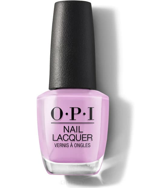 OPI, Лак для ногтей Nail Lacquer Nutcracker 2018, 15 мл (15 цветов) Lavandare to Find Courage 12tq040 to 220 2