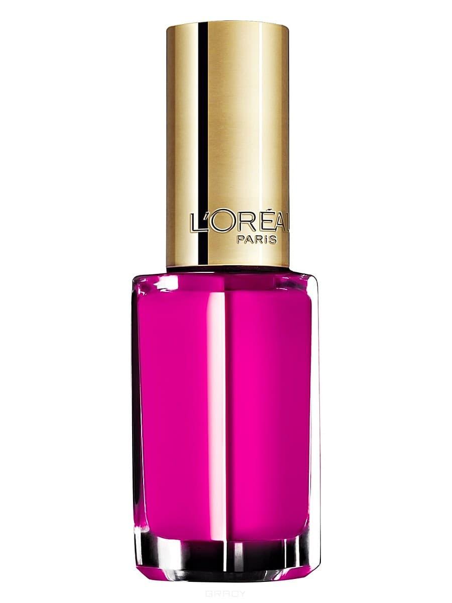 LOreal, Лак для ногтей Color Riche, 5 мл (37 оттенков) 242 Розовый вызовЦветные лаки для ногтей<br><br>