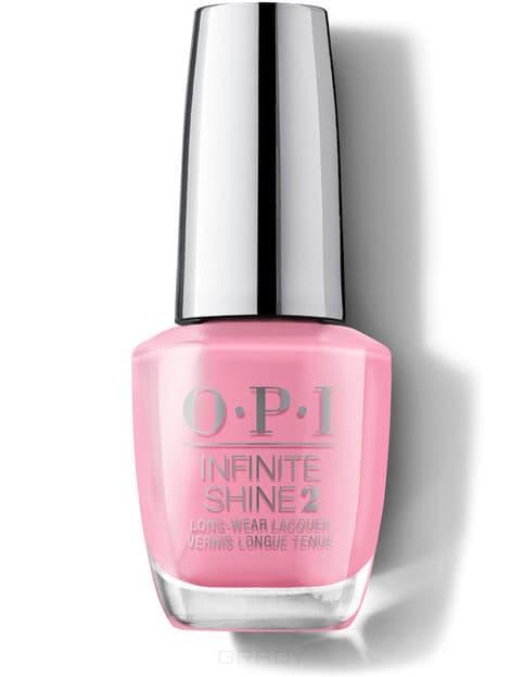 Купить OPI, Лак с преимуществом геля Infinite Shine, 15 мл (208 цветов) Lima Tell You About This Color! / Peru