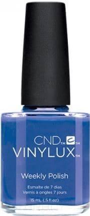 Купить CND (Creative Nail Design), Винилюкс Профессиональный недельный лак VINYLUX™ Weekly Polish (54 оттенка) 15 мл # 238 (Blue Eyeshadow)