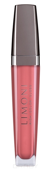 Купить Limoni, Блеск для губ Rich Color Gloss, (15 оттенков) тон 106