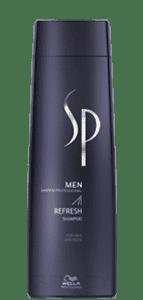 Wella SP, Освежащий шампунь , 250 млSP Men - мужска сери<br><br>