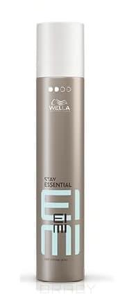 Wella, Жидкий лак для волос легкой фиксации Stay Essential, 300 мл wella набор лак stay styled 300 мл пена natural volume 300 мл