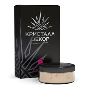 Биобьюти, Основа (тональная пудра), 10 г (6 цветов) «Крем-карамель»
