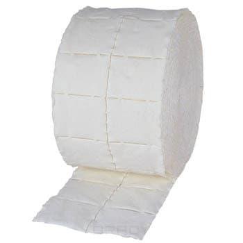 Igrobeauty, Салфетки бумажные безворсовые для маникюра в рулоне белые, 500 шт
