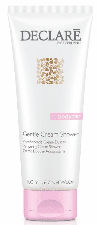 Declare, Деликатный крем-гель для душа Gentle Cream Shower Gel, 200 мл гель declare purifying cleansing gel объем 200 мл