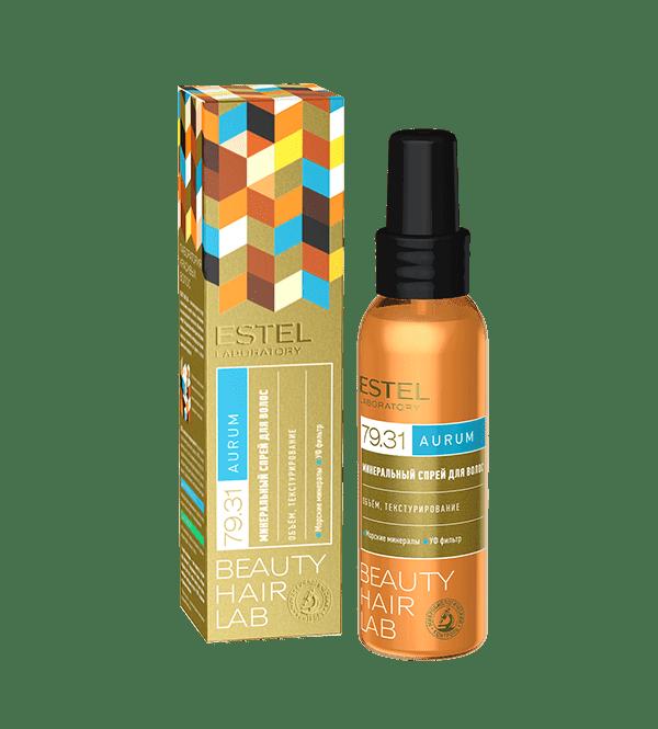 Beauty Hair Lab Увлажняющий спрей Эстель Aurum Spray, 100 мл beauty hair lab увлажняющий спрей эстель aurum spray 100 мл
