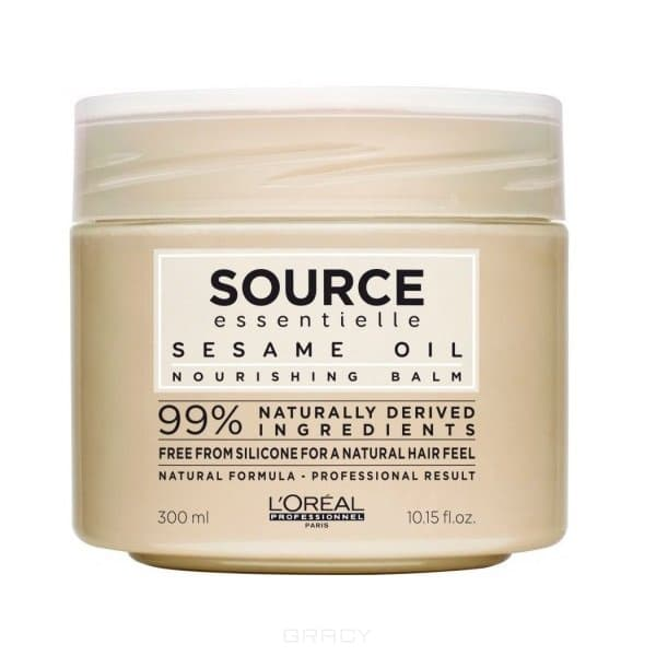 L'Oreal Professionnel, Маска питательная для сухих волос Source Essentielle Nourishing Mask, 300 мл