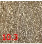 Купить Kaaral, Перманентный краситель для волос Maraes Color Nourishing, 60 мл (58 тонов) 10.3 платиновый золотистый блондин
