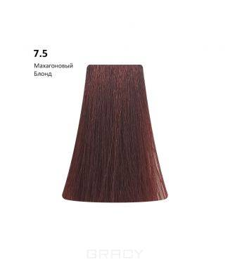 Купить BB One, Перманентная крем-краска Picasso Colour Range без аммиака (76 оттенков) 7.5Mahogany Blond/Махагоновый Блондин