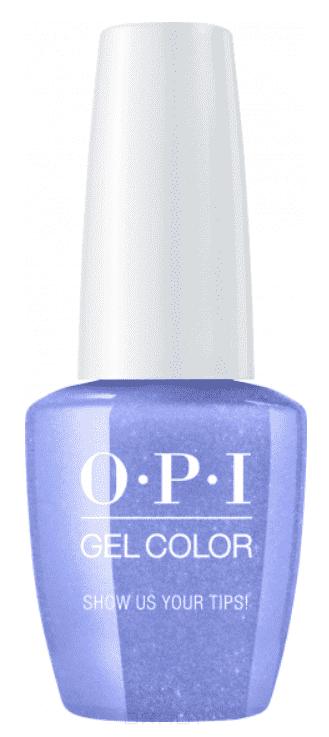 OPI, Гель-лак GelColor, 15 мл (95 цветов) Show Us Your Tips! opi типсы белые 1 10 opi tips