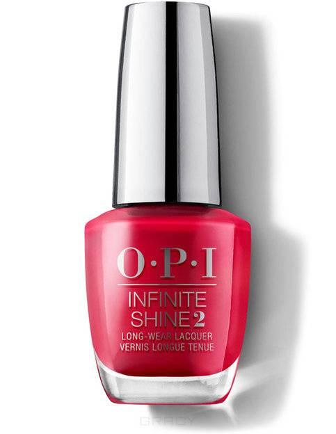цена на OPI, Лак с преимуществом геля Infinite Shine, 15 мл (208 цветов) OPI By Popular Vote / Iconic