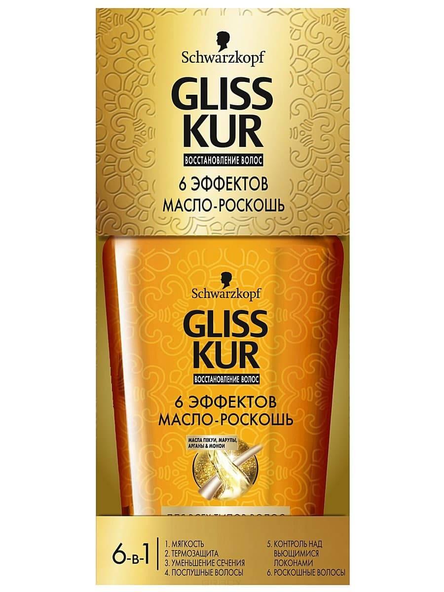 Schwarzkopf Professional, Масло-Роскошь для всех типов волос 6 Эффектов, 75 мл schwarzkopf professional balsam developer 6