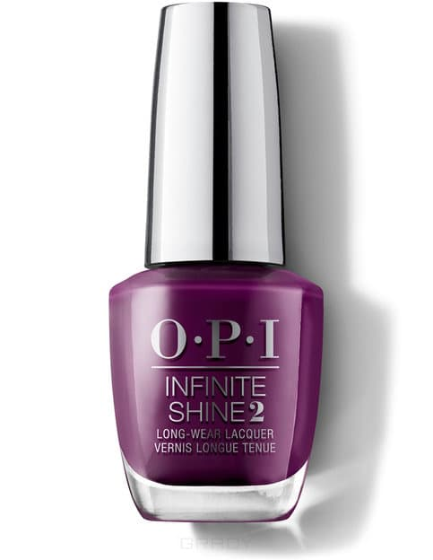 OPI, Лак с преимуществом геля Infinite Shine, 15 мл (190 цветов) Endless Purple Pursuit / Classics opi infinite shine in pursuit of purple лак для ногтей 15 мл