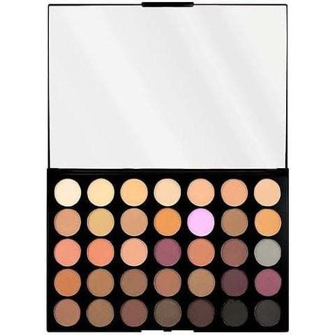 Купить MakeUp Revolution, Палетка теней Pro HD Palette Amplified 35, 30 гр (7 вариантов) Neutrals Cool