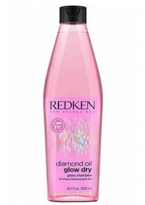 Redken, Шампунь для блеска волос Diamond Oil Glow Dry, 500 мл diamond oil glow dry gloss скраб 150 мл redken diamond oil