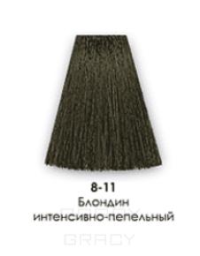Купить Nirvel, Краска для волос ArtX (палитра 129 цветов), 60 мл 8-11 Блондин интенсивно-пепельный