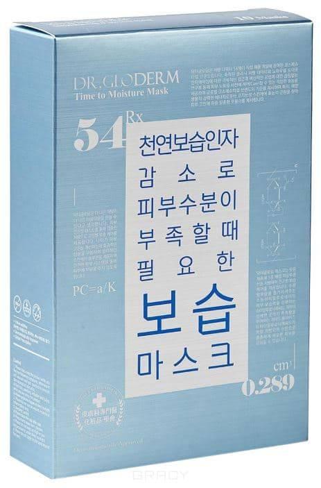 Dr. Gloderm, Маска для лица увлажняющая Moisture Time To Mask маска для лица увлажняющая moisture tabrx dr gloderm 25 мл