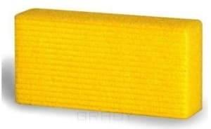 Губка-терка морская для ног терка для ног деревянная основа двухсторонняя solinberg ширина 60 мм