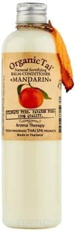 Купить Organic Tai, Натуральный бальзам-кондиционер Natural Fortifying Balm-Conditioner Mandarin , 260 мл