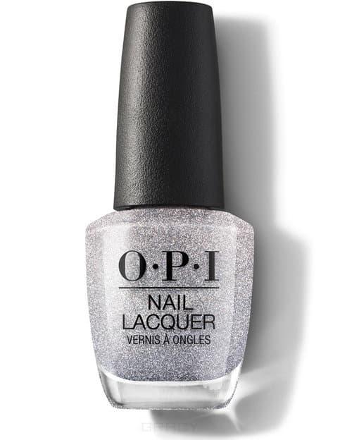 OPI, Лак для ногтей Nail Lacquer Nutcracker 2018, 15 мл (15 цветов) Tinker, Thinker, Winker?