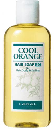 Lebel, Шампунь дл волос Cool Orange Hair Soap Super Cool, 200 млCool Orange Холодный апельсин - уход за волосами и кожей головы<br><br>