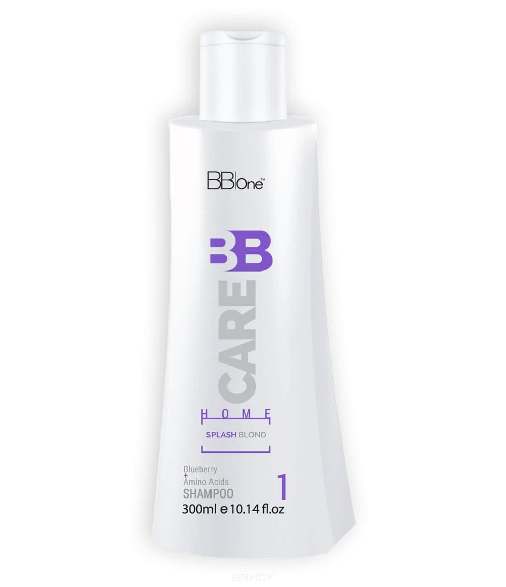 BB One, Безсульфатный шампунь после кератинового выпрямления BB Care Splash Blond BBOne , 300 мл bb one рабочая тетрадь bb one