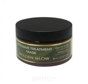 Kerarganic, Кератиновая интенсивная маска Golden Glow, 473 мл цена