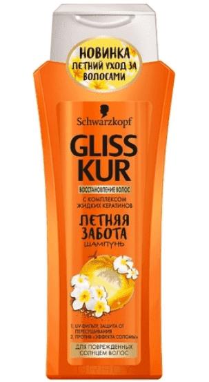 Купить Schwarzkopf Professional, Шампунь для волос Летняя забота, 250 мл