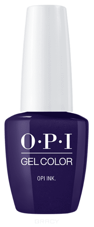 OPI, Гель-лак GelColor, 15 мл (95 цветов) OPI Ink. beautix гель лак 311 15 мл