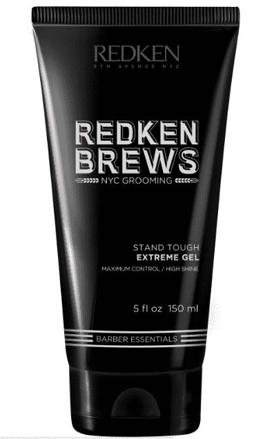 Redken, Гель для укладки волос мужской Brews Stand Tough, 150 мл цена