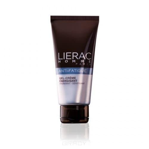 Lierac, Гель-крем для усталой кожи Lierac Homme, 50 мл lierac гель для душа 3 в 1 lierac hoomme 200 мл