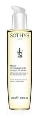 Купить Sothys, Мультифункциональное очищающее масло для лица Multi-Action Cleansing Oil, 200 мл