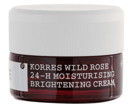Korres, Увлажняющий крем 24 часа с дикой розой для нормальной и сухой кожи, 40 мл крем увлажняющий 40 мл korres крем увлажняющий 40 мл