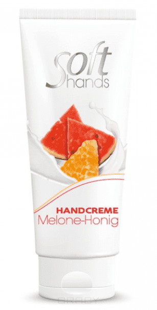 Camillen 60, Крем для рук, арбуз и мед Soft hands cream, 100 мл camillen 60 крем для рук handcreme 30 мл