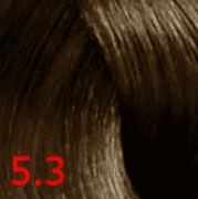 Revlon, Перманентный краситель без аммиака Revlonissimo Color Sublime, 75 мл (51 оттенок) 5.3 светло-коричневый золотистый revlon перманентный краситель без аммиака revlonissimo color sublime 75 мл 51 оттенок 5 светло коричневый