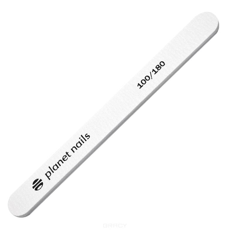 Пилка для ногтей стандартная Retro 100/180 Планет Нейлс kinetics пилка для натуральных ногтей 180 180 white turtle