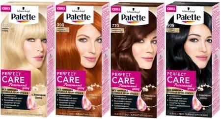 Schwarzkopf Professional, Краска для волос Palette Perfect Care, 110 мл (25 оттенков) 217 Серебристый БлондОкрашивание<br><br>