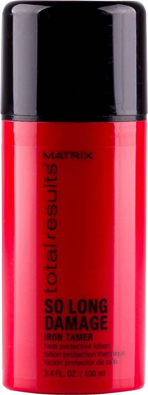 Matrix, Лосьон для термозащиты Total Results So Long Damage Iron Tamer, 100 млСпециальные средства<br><br>