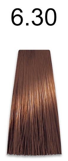 Купить Kaaral, Стойкая безаммиачная крем-краска с гидролизатами шелка Baco Soft Ammonia Free, 60 мл (42 оттенка) 6.30 темный золотистый блондин