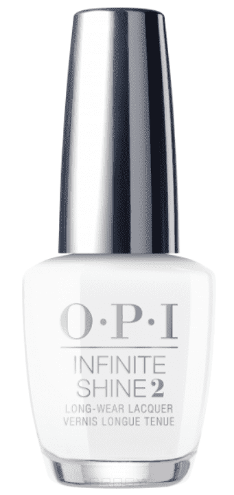 цена на OPI, Лак с преимуществом геля Infinite Shine, 15 мл (208 цветов) Alpine Snow / Iconic