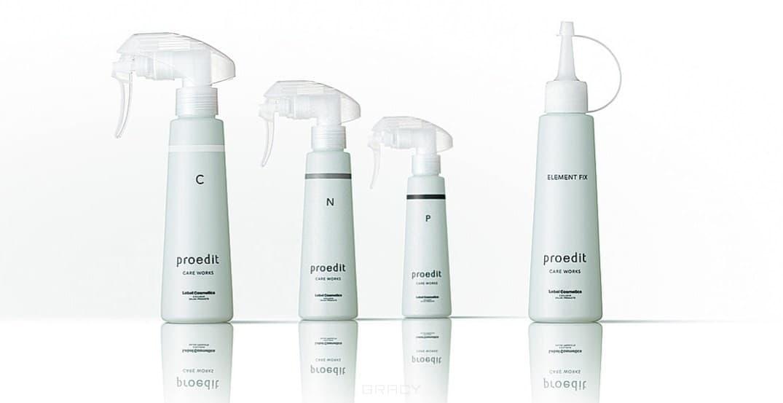 Lebel, Программа Жизненна сила 4 сыворотки (S, N, P, Fix), 150/150/150/150 млIAU Salon Care - Абсолтное счастье дл волос<br><br>