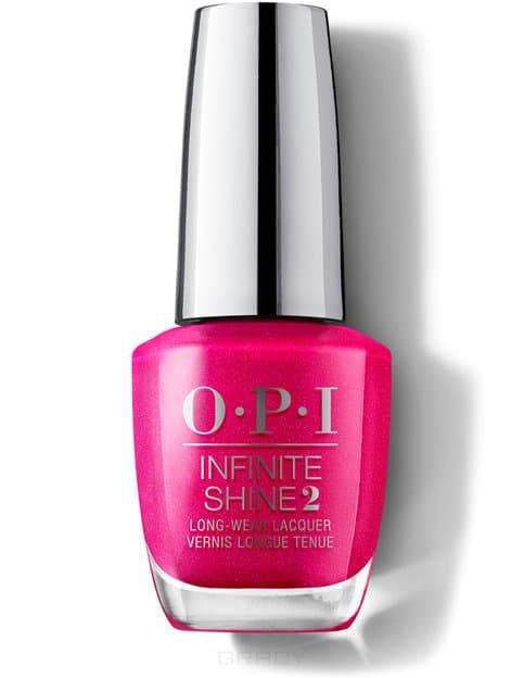 OPI, Лак с преимуществом геля Infinite Shine, 15 мл (190 цветов) Pompeii Purple / Iconic opi infinite shine in pursuit of purple лак для ногтей 15 мл