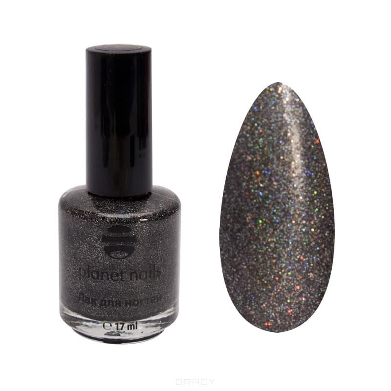 Planet Nails, Голографический лак для ногтей Планет Нейлс, 17 мл (34 оттенка) 228 planet nails голографический лак для ногтей планет нейлс 17 мл 34 оттенка 228