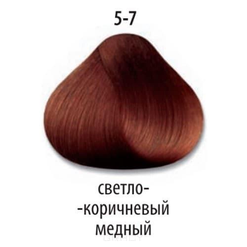 Constant Delight, Краска для волос Констант Делайт Trionfo, 60 мл (74 оттенка) 5-7 Светлый коричневый медный крем краска кастинг палитра цветов