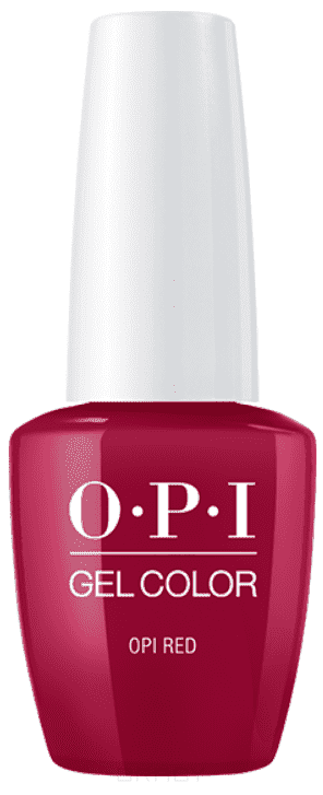OPI, Гель-лак GelColor, 15 мл (95 цветов) OPI Red beautix гель лак 311 15 мл