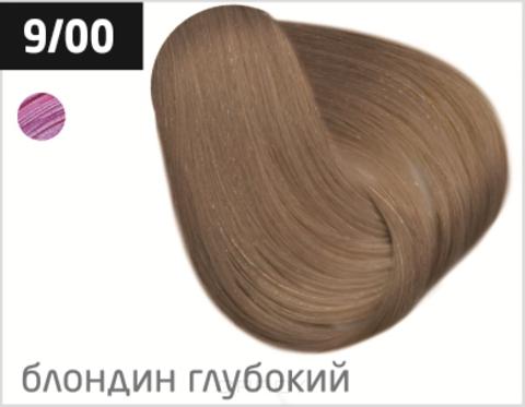 Купить OLLIN Professional, Перманентная стойкая крем-краска с комплексом Vibra Riche Ollin Performance (120 оттенков) 9/00 блондин глубокий