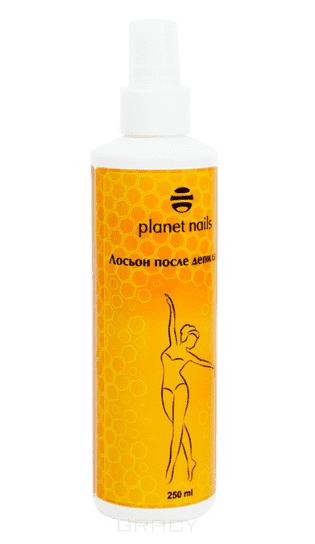 Planet Nails, Лосьон после депиляции Планет Нейлс, 250 мл